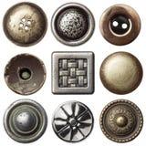 Boutons de cru Image stock