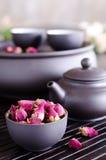 Boutons de rose secs Photos libres de droits