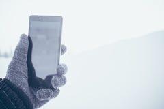 Boutons de téléphone des cellules Phone Images stock