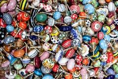 Boutons de tiroirs de Berlin Photographie stock libre de droits