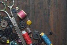 Boutons de vintage Image stock