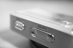 Boutons de volume photos libres de droits
