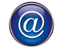 Boutons de Web Image stock