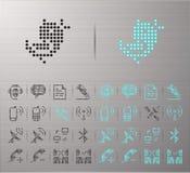 Boutons de Web illustration libre de droits
