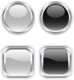 Boutons de Web. illustration de vecteur