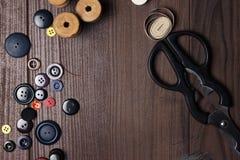 Boutons et pointeaux d'amorçages Images stock