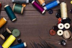 Boutons et pointeaux d'amorçages Photographie stock