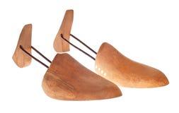 Bouts de chaussure Photo libre de droits