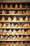 Bouts de chaussure de vintage Images libres de droits
