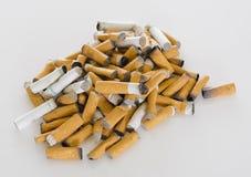 Bouts de Cigarrette images stock