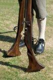 Bouts de fusil Image libre de droits