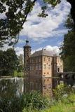 Bouvigne castle near Breda. Bouvigne castle near the Dutch town Breda seen from the surrounding park Stock Photo