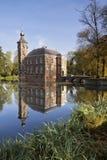 Bouvigne-Schloss nahe Breda Stockfotografie