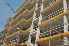 Bouw in aanbouw Stock Foto's