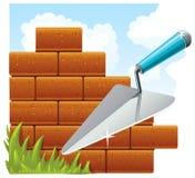 Bouw en de bouwconcept Royalty-vrije Stock Afbeelding