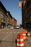 Bouw Grand Rapids Van de binnenstad Royalty-vrije Stock Foto