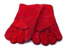 Bouw handschoenen Stock Afbeelding
