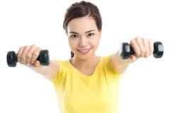 Bouw spieren Stock Fotografie