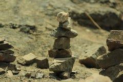 Bouw stenen Stock Afbeelding