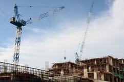 Bouw van de bouw Stock Foto