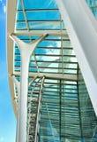 Bouw van de moderne bouw Royalty-vrije Stock Afbeelding