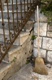 Bouw van de Stad van Novi van Herceg de Oude Stock Fotografie