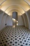 Bouw van Gaudi Royalty-vrije Stock Afbeelding