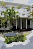 Bouw van het Fortdeco van Srilankan de Nederlandse Royalty-vrije Stock Afbeeldingen