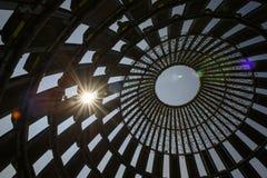 Bouw van Plafond Stock Foto's