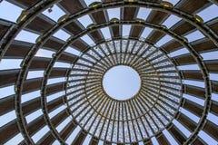 Bouw van Plafond Stock Foto