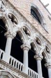Bouw, Venetië, details Stock Afbeeldingen