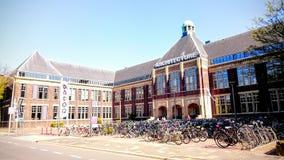 Bouwkunde TU Delft Stock Images
