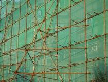 Bouwterrein Stock Fotografie