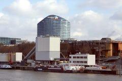 Bouygues Telecom Company Royalty Free Stock Photo