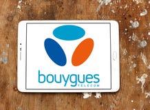 Bouygues Telecom-Logo Stockbild
