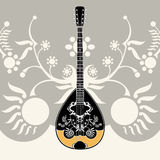 Bouzouki Royalty Free Stock Photos