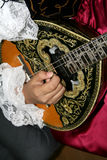 Bouzouki Stock Photo