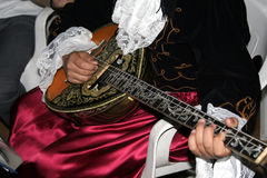 Bouzouki Royalty Free Stock Images