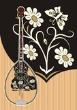 Bouzouki Royalty Free Stock Image