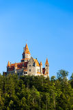 Bouzov Castle Royalty Free Stock Photography