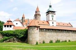 Bouzov Castle, Czech Republic, Europe Royalty Free Stock Images