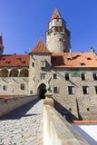 Bouzov Castle Royalty Free Stock Image