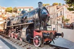 Bova Superiore - Locomotive, Calabria, Italy Stock Photography