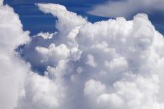 Boven de Wolken royalty-vrije stock fotografie
