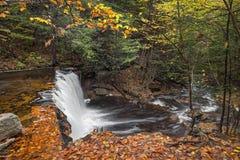 Boven Oneida Falls Stock Fotografie
