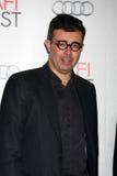 Bovengenoemde Bovengenoemde Ben komt bij het Onderzoek van het Feest van AFI FEST 2011 aan van   Royalty-vrije Stock Foto