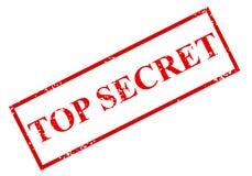 Bovenkant - geheim royalty-vrije illustratie
