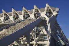 Bovenkant van de bouw van Valencia Stock Fotografie