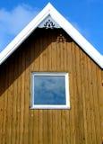 Bovenkant van het dak Royalty-vrije Stock Afbeelding