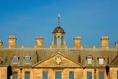 Bovenkant van huis Belton Royalty-vrije Stock Afbeelding